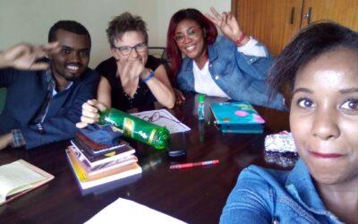 Small language classes in Nairobi